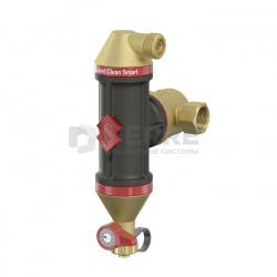Сепаратор воздуха и шлама Flamcovent Clean Smart 3/4""
